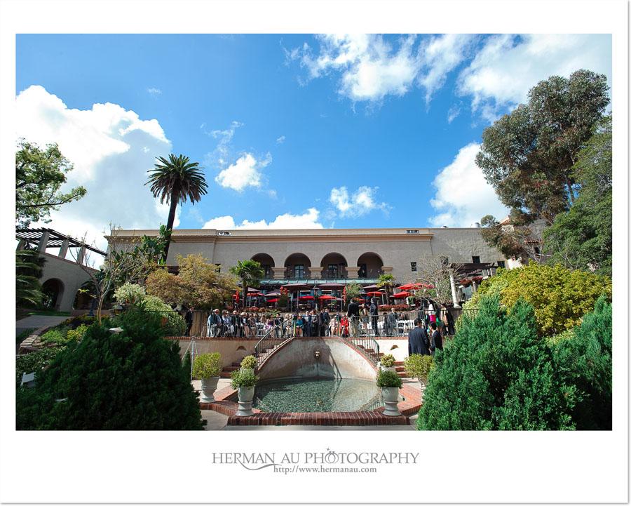 Casa del Rey Moro Gardens wedding