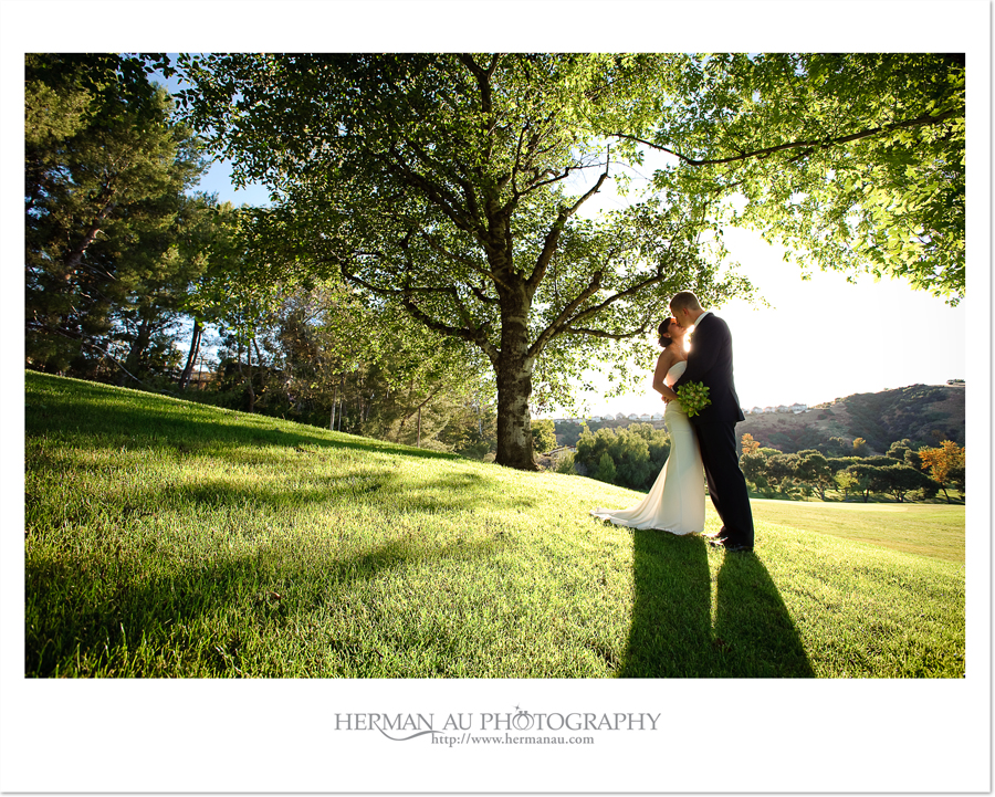 Bridal Portrait at Mountain Gate Country Club