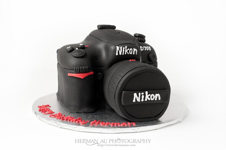 Happy Birthday To Me D700 Birthday Cake Los Angeles Wedding
