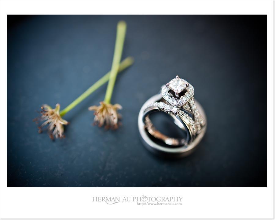 Herman Au Photography Ring Detail Shot
