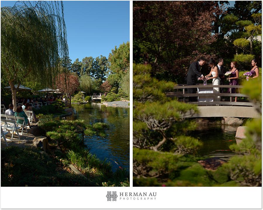 CSU Long Beach Japanese Garden Wedding-7