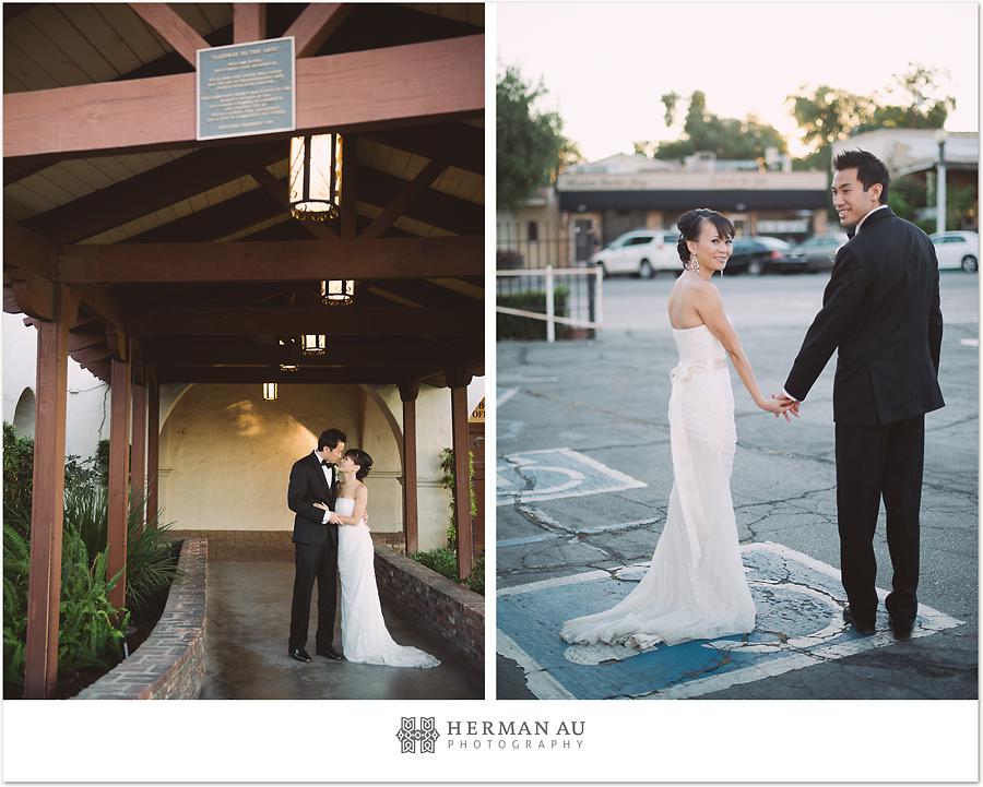 CSU Long Beach Japanese Garden Wedding-9