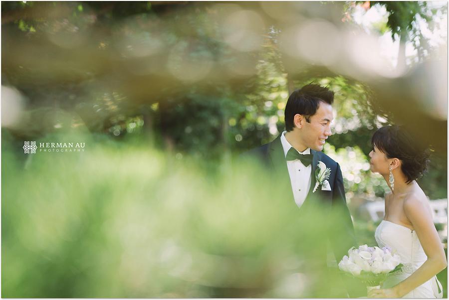 Muoy & Dave wedding first look 3