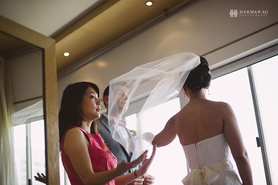 Huntley Hotel wedding getting ready 7