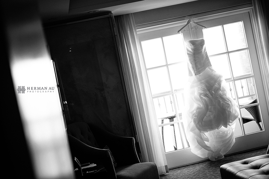 Lammy & Ken Ritz Carlton Laguna Niguel wedding dress