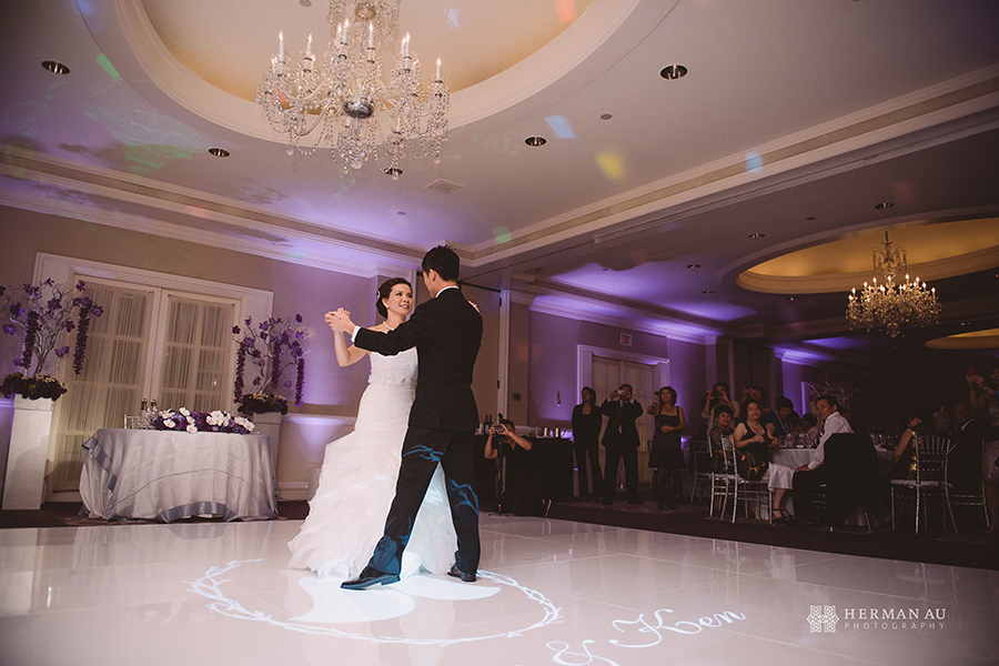 Lammy & Ken Ritz Carlton Laguna Niguel wedding first dance