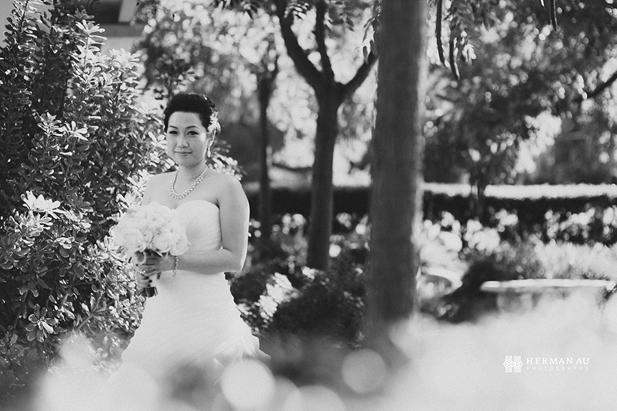Michelle & William California Country Club first look