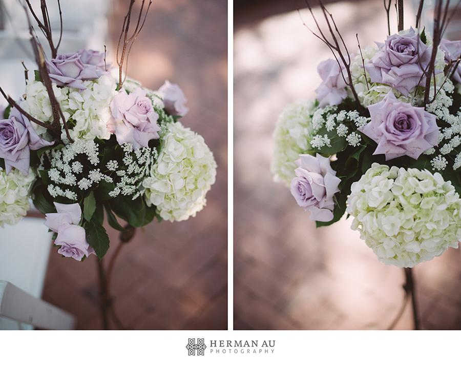 05.Padua Hills Theatre wedding floral decoration