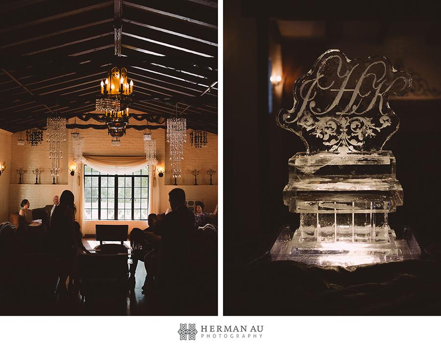 07.Padua Hills Theatre ice sculpture interior details