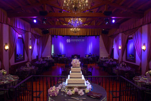 18.Padua Hills Theatre reception decoration lighting and details overview