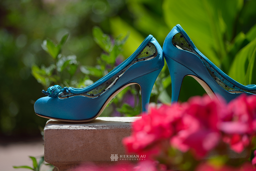 01.Creative Wedding Shoe Shot