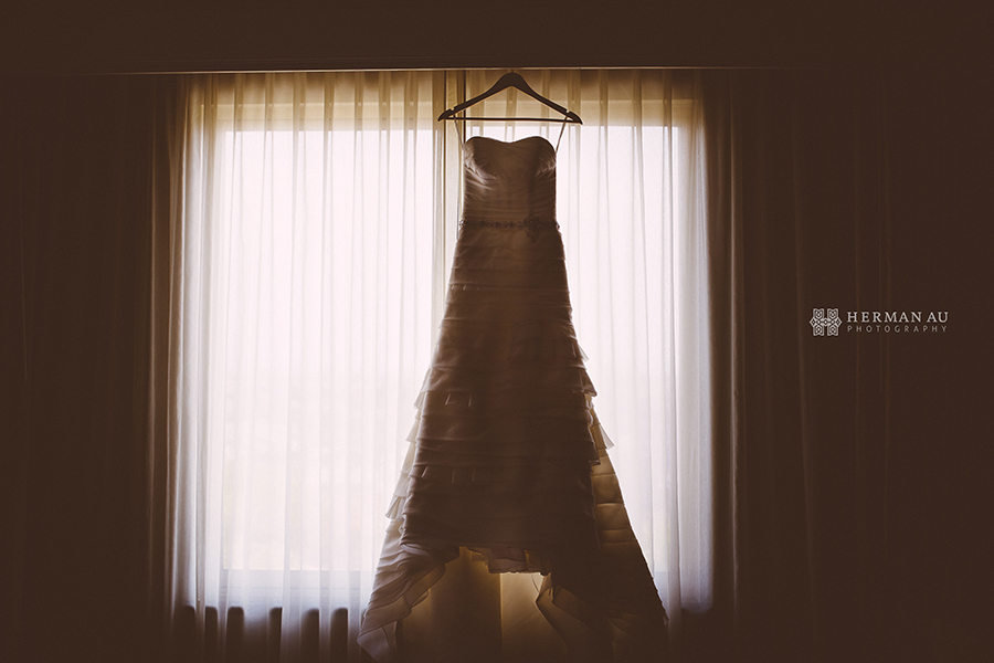 13.Vintage Classic Wedding Dress shot