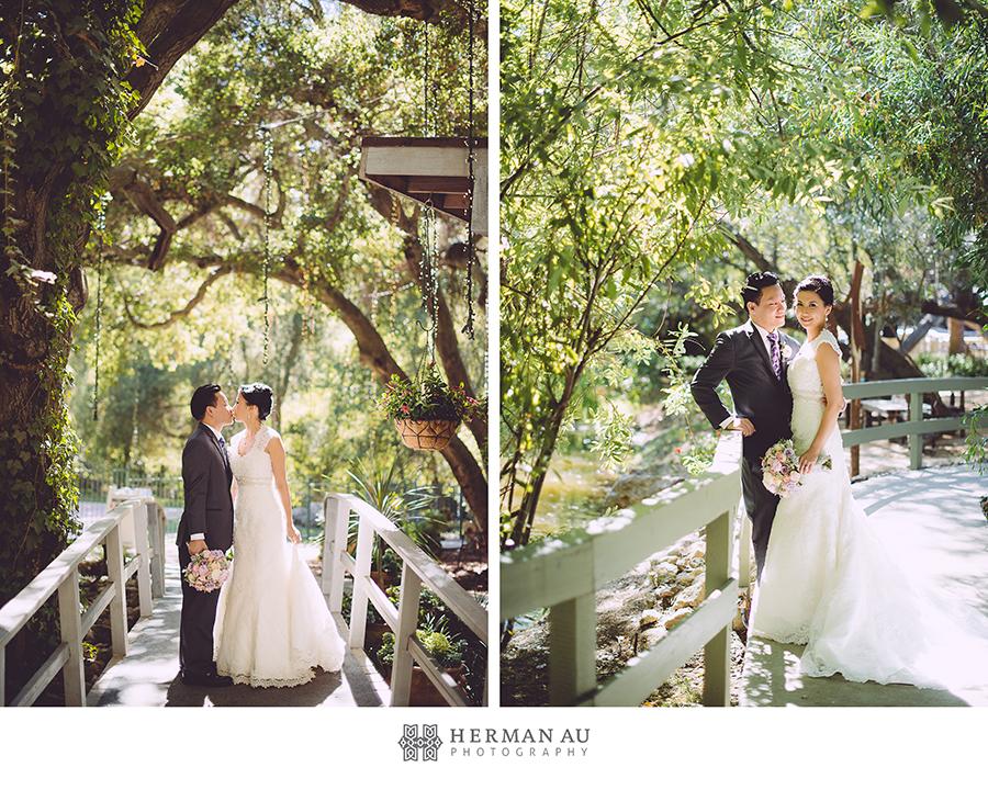 11 Wedding Couple Portraits Calamigos Ranch Malibu