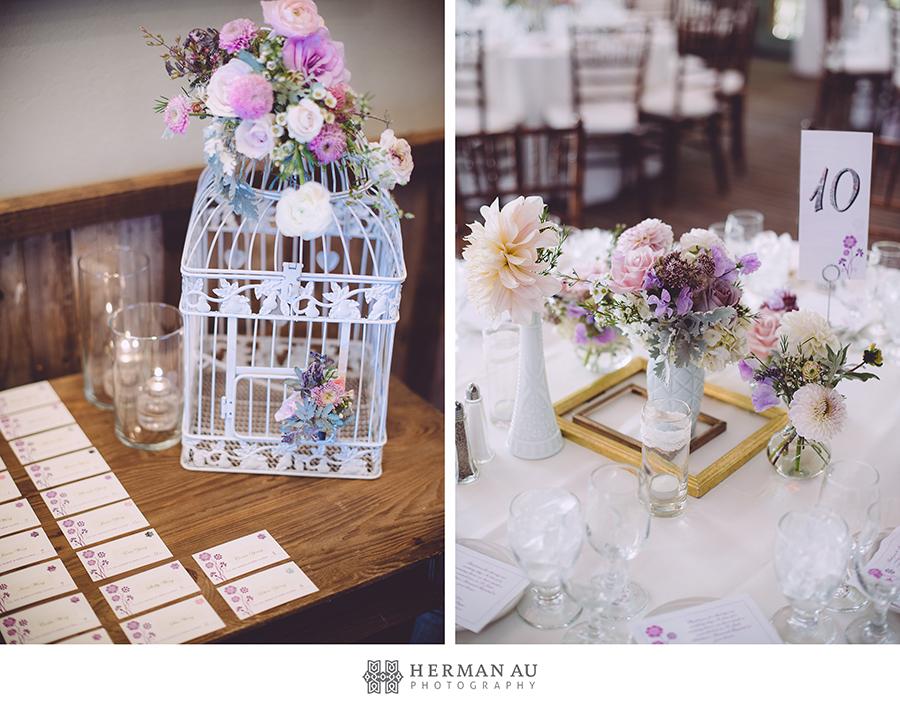 12 wedding table decoration
