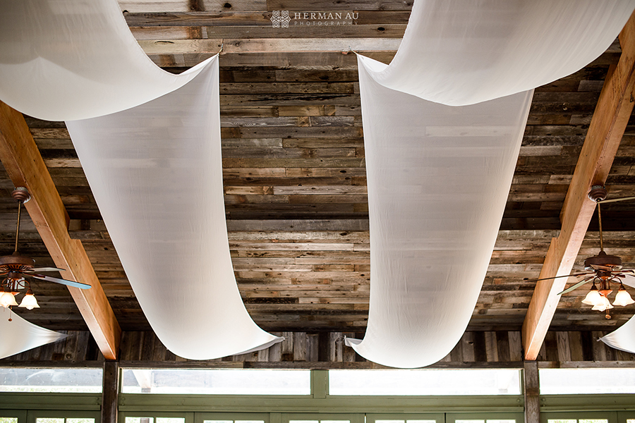 3 ME Events Ceiling Drapes