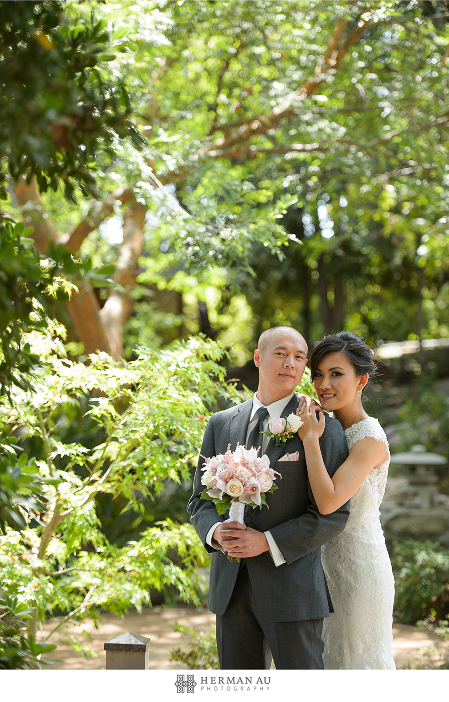 Storrier Stearns Japanese Garden Wedding, Pasadena, Cindy + Clinton ...
