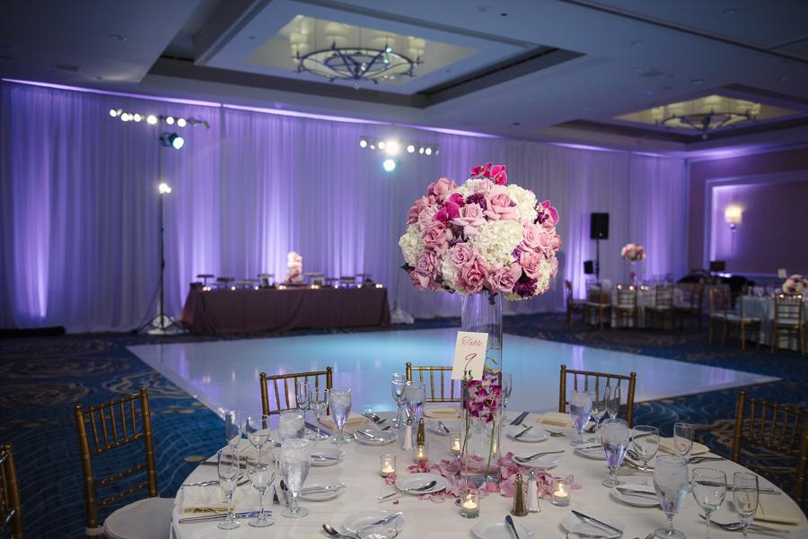 Laguna Cliffs Marriott Wedding Reception Set Up Los Angeles Photography Cinematography Studio Herman Au