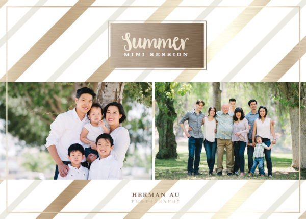 Los Angeles 2016 summer mini family and children photo session