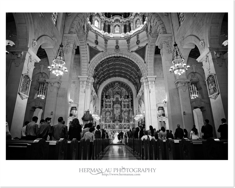 St Vincent Catholic Church Archdiocese Of Los Angeles Wedding